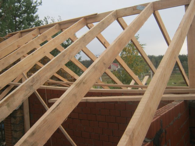 Ремонт крыши по программе
